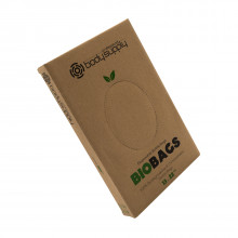 BodySupply Biodegradable Bottle Bagss 200pcs - 13x22cm