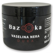 VASELINA NERA ARRICCHITA BAZOOKA 500ml - DURA