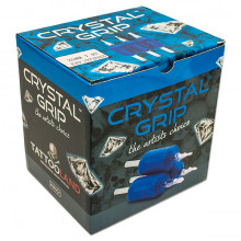 CRYSTAL GRIP FLAT 11