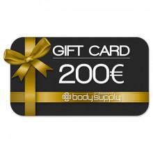 BUONO REGALO VALORE 200 euro