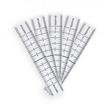 BodySupply Mascherine adesive monouso per sopracciglia 50pcs - Tipo 1